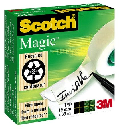 Лепяща лента 3M Scotch Magic Tape 810