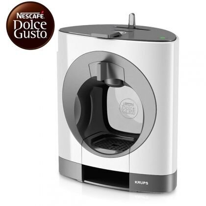 Кафе машина Krups Dolce Gusto Oblo Бяла
