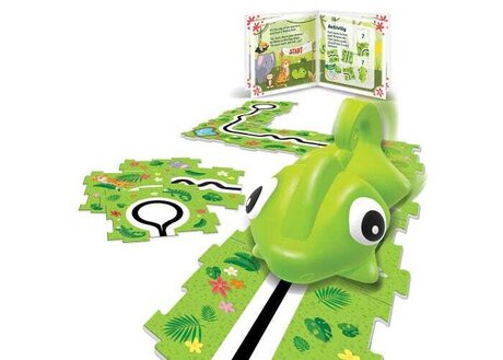 Кодиращи същества - Go-Pets - Dart the Chameleon, Learning resources