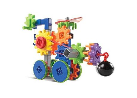 Gears! Gears! Gears!, Конструирай машина, Learning resources, LER 9227