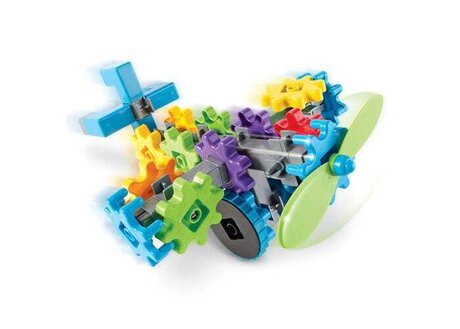 Gears! Gears! Gears!, Конструирай самолет, Learning resources ,LER 9236