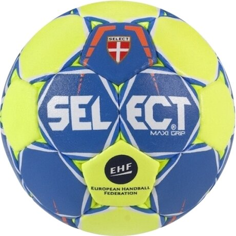 Топка хандбал SELECT Maxi Grip Official EHF №2