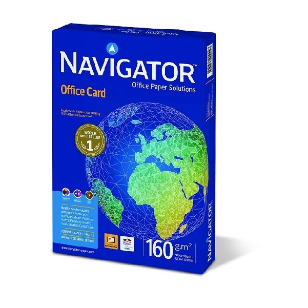 Хартия Navigator Office Card A4 250 л 160 g/m2